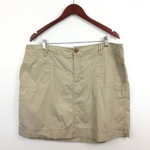 2/$20 Old Navy Tan Skirt